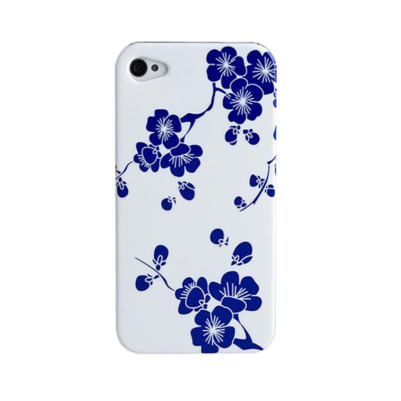手机壳 中国风工艺青花瓷苹果手机壳