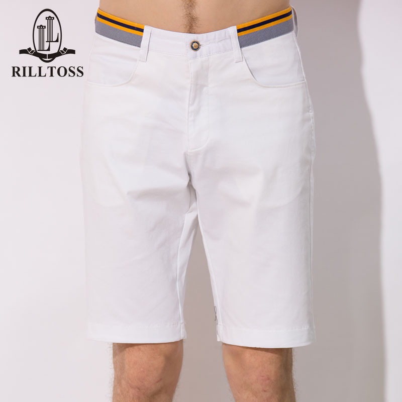 YK8耀客时尚休闲系列 休闲短裤五分裤 图色 款号:kl-36941