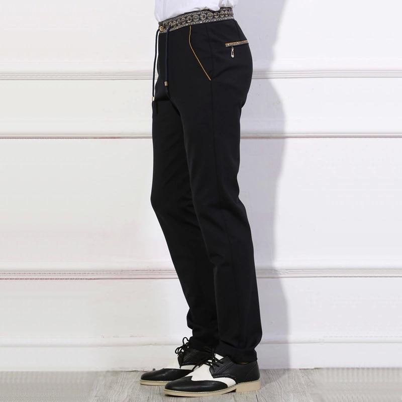 YK8耀客时尚休闲系列 运动裤男纯色男士休闲裤子 图色 款号:qv-39931