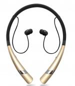 新款蓝牙耳机运动蓝牙耳机 土豪金