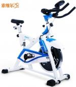 超静音室内健身车动感单车瘦身 蓝色