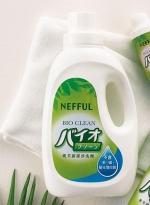 负离子衣物用品专用洗涤剂 绿色
