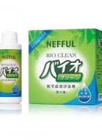 负离子衣物用品专用旅行装洗涤剂 绿色包装