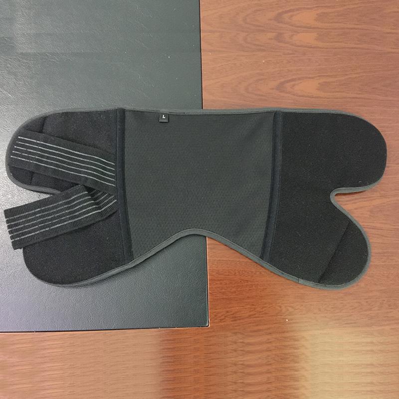 YK8耀客负离子保健服饰系列 负离子养生大护腰 黑色 款号:qz-68882
