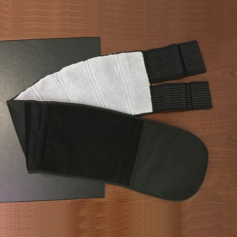 YK8耀客负离子保健服饰系列 负离子养生小护腰 黑色 款号:hi-9627