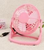 便捷式超静音电风扇 粉色