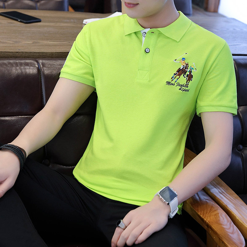 YK8耀客男士短袖T恤 T恤衫男短袖新款 白色 款号:yc-92922