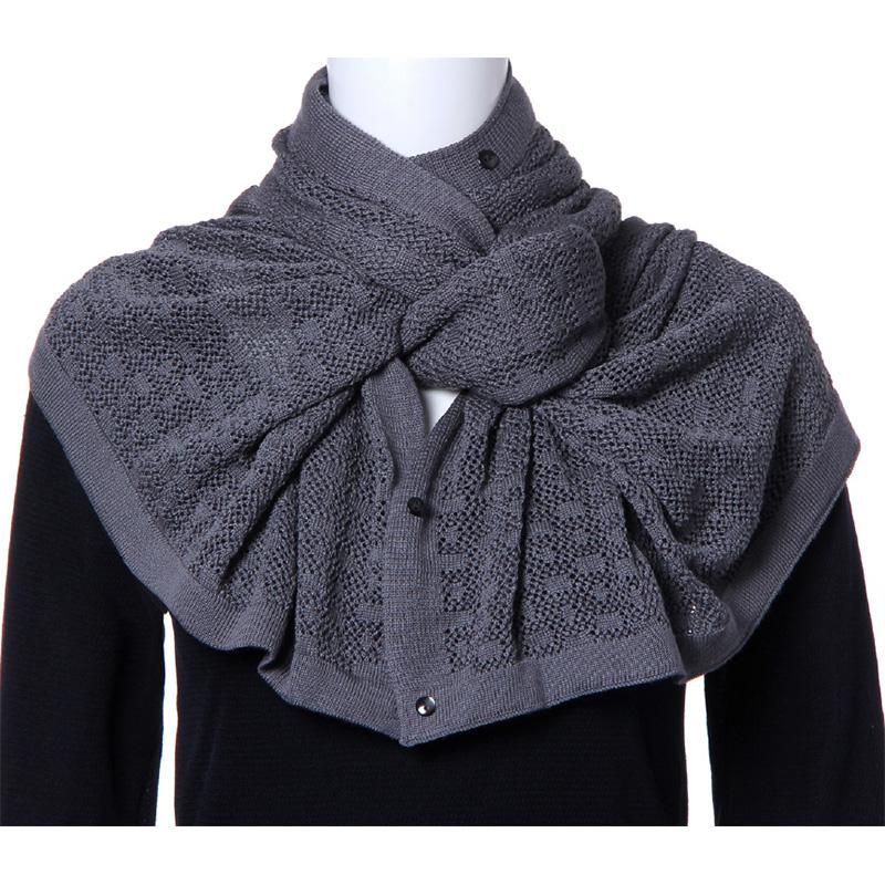 YK8耀客负离子围巾系列 负离子围巾系列 灰色 款号:AS007