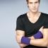 负离子护腕长版 紫色