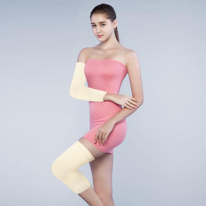YK8耀客负离子腕膝保护系列 负离子护膝肘类两件装 黑色 款号:SG001