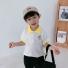 儿童短袖T恤新款夏装男童 黄色